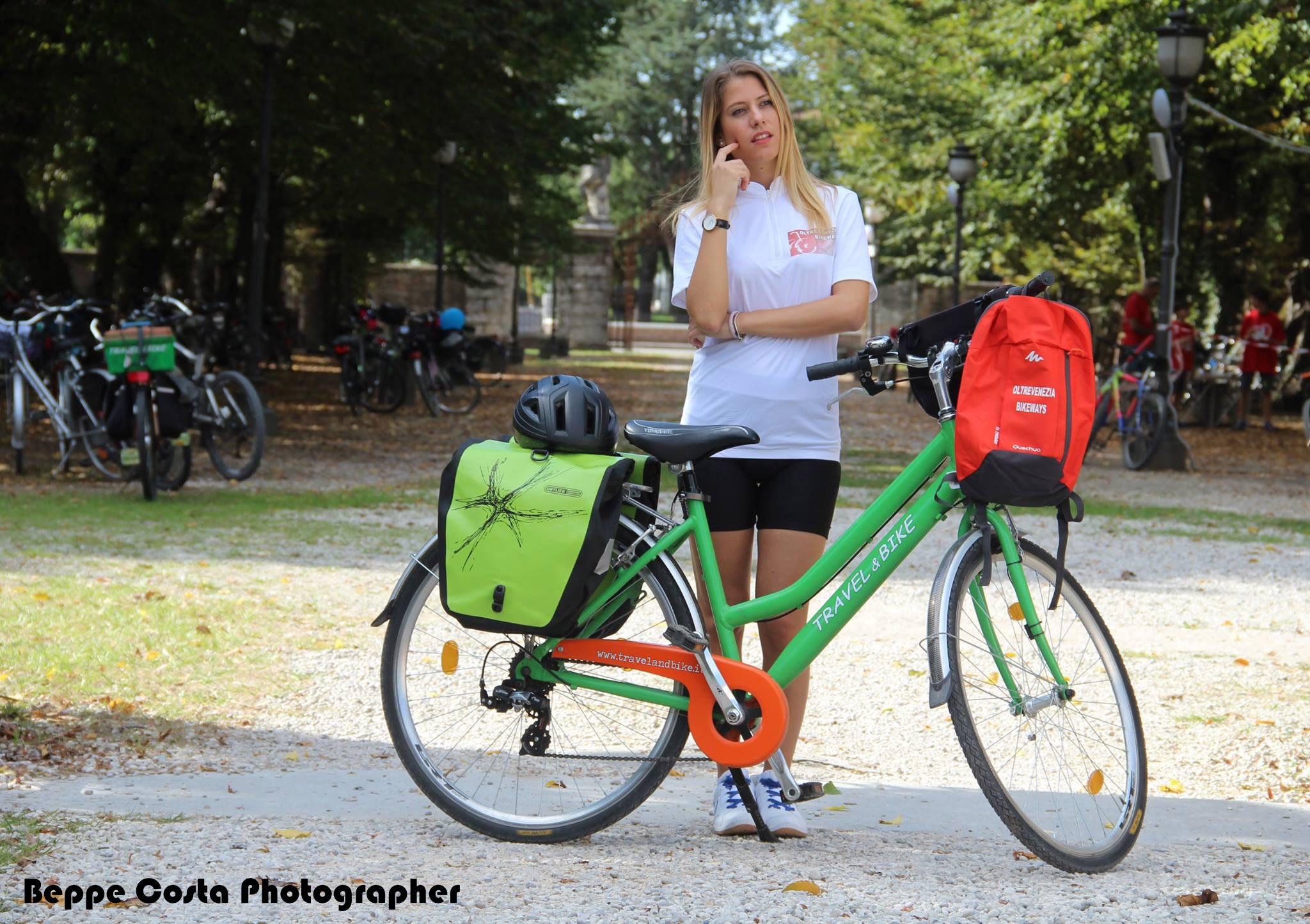 Miss Oltrevenezia Bikeways - Terry Coccato